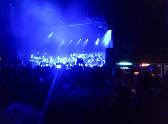 Worakls Orchestra @ X-TRA Zürich - 007