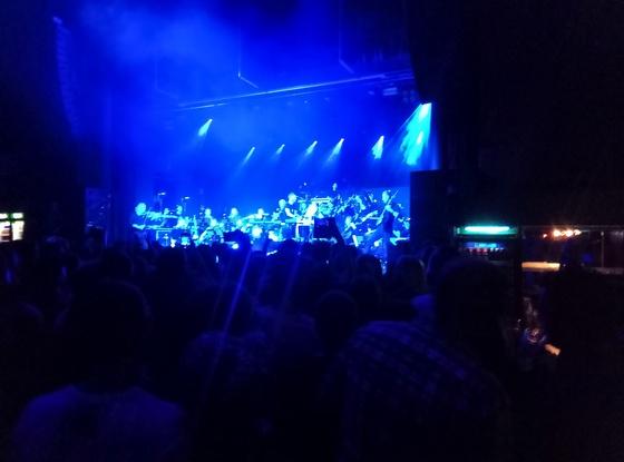 Worakls Orchestra @ X-TRA Zürich - 008
