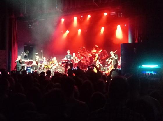 Worakls Orchestra @ X-TRA Zürich - 009