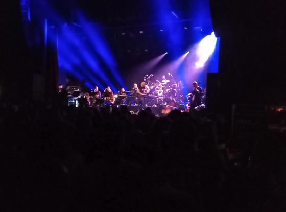 Worakls Orchestra @ X-TRA Zürich - 012