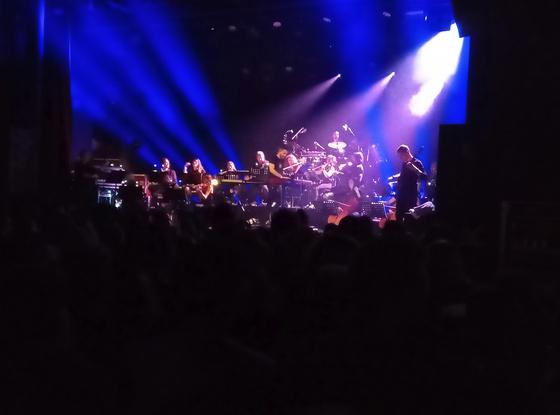 Worakls Orchestra @ X-TRA Zürich - 013