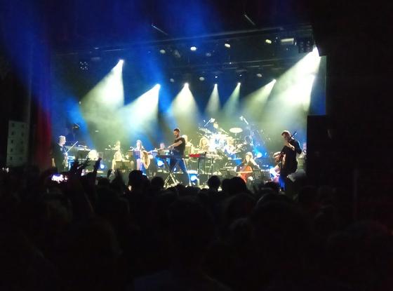 Worakls Orchestra @ X-TRA Zürich - 014