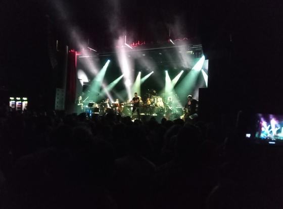 Worakls Orchestra @ X-TRA Zürich - 017