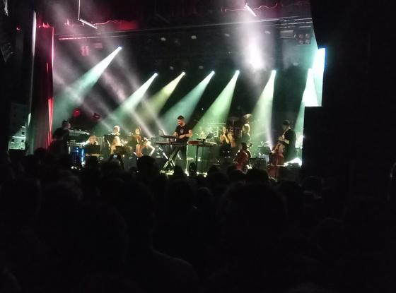 Worakls Orchestra @ X-TRA Zürich - 018