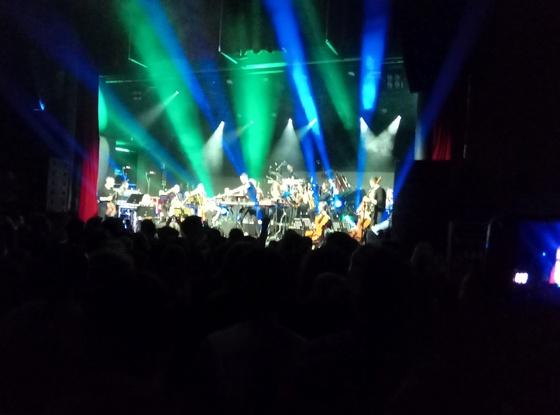Worakls Orchestra @ X-TRA Zürich - 019