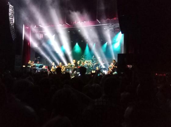Worakls Orchestra @ X-TRA Zürich - 024