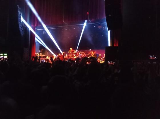 Worakls Orchestra @ X-TRA Zürich - 026