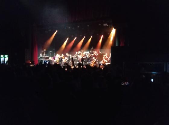 Worakls Orchestra @ X-TRA Zürich - 027