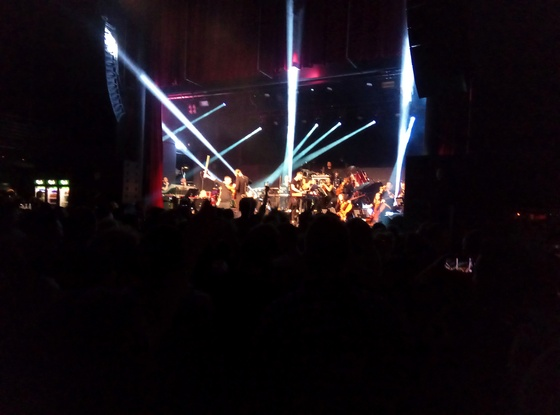 Worakls Orchestra @ X-TRA Zürich - 029