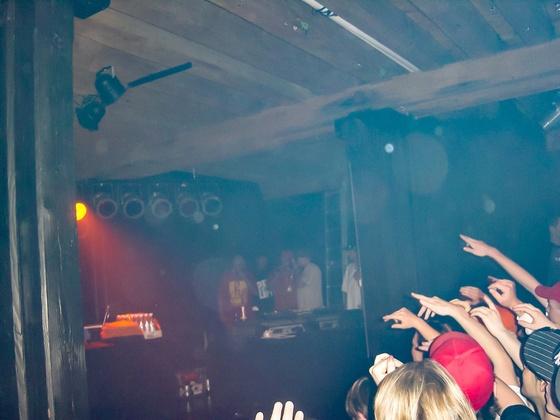 Samy Deluxe Tour 2005 - Salzhaus Winterthur - 002
