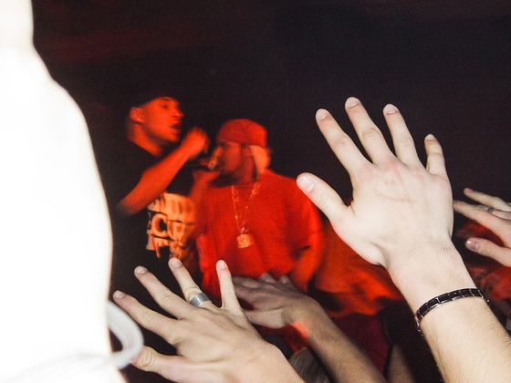 Samy Deluxe Tour 2005 - Salzhaus Winterthur - 003