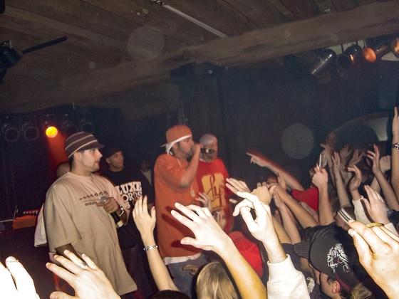Samy Deluxe Tour 2005 - Salzhaus Winterthur - 004