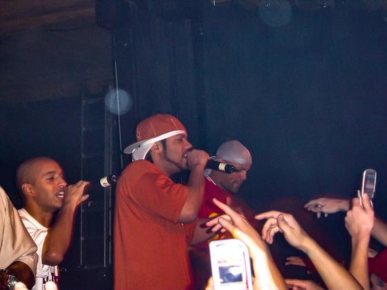 Samy Deluxe Tour 2005 - Salzhaus Winterthur - 005