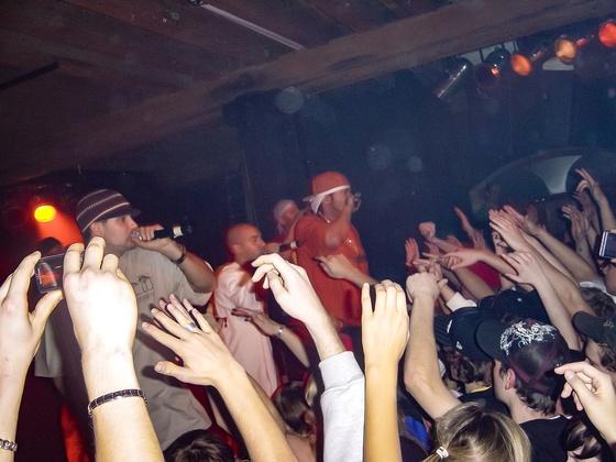 Samy Deluxe Tour 2005 - Salzhaus Winterthur - 006