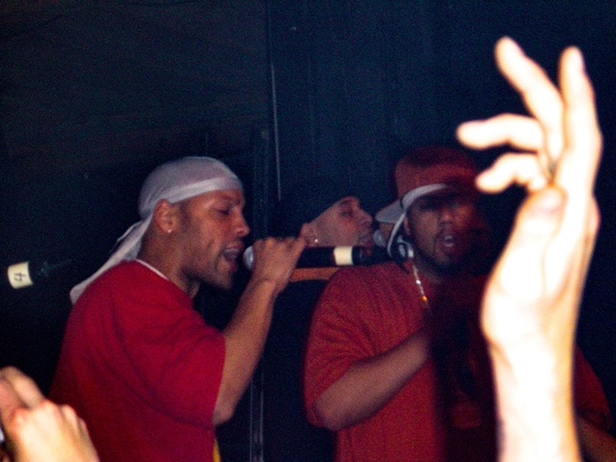 Samy Deluxe Tour 2005 - Salzhaus Winterthur - 009