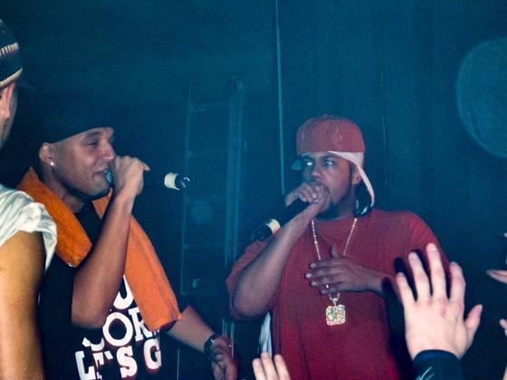 Samy Deluxe Tour 2005 - Salzhaus Winterthur - 013