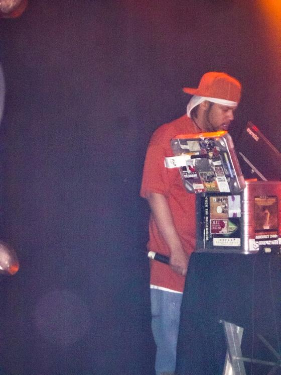 Samy Deluxe Tour 2005 - Salzhaus Winterthur - 014
