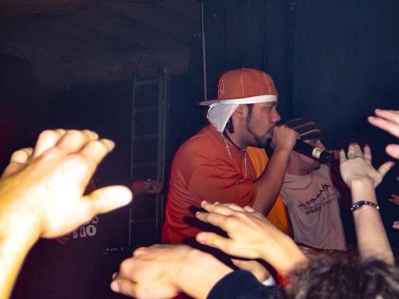 Samy Deluxe Tour 2005 - Salzhaus Winterthur - 016