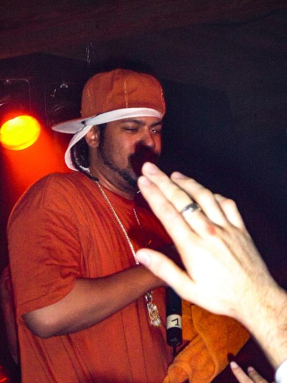 Samy Deluxe Tour 2005 - Salzhaus Winterthur - 019
