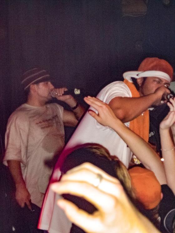 Samy Deluxe Tour 2005 - Salzhaus Winterthur - 027