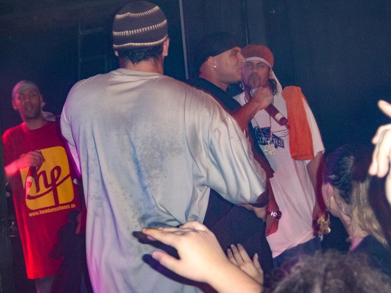 Samy Deluxe Tour 2005 - Salzhaus Winterthur - 030