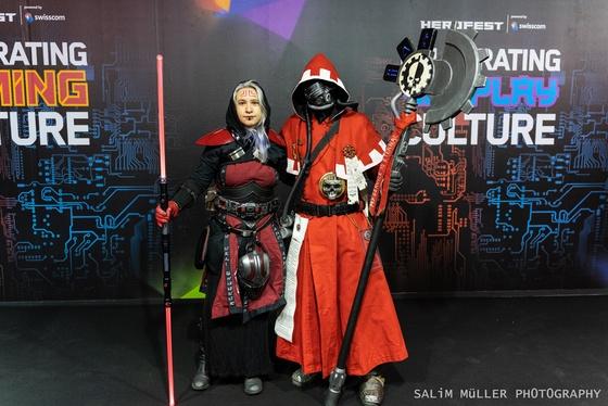 Herofest 2019 - Cosplay (Sonntag) - 014