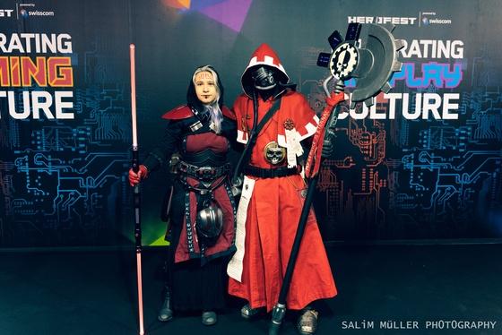 Herofest 2019 - Cosplay (Sonntag) - 015