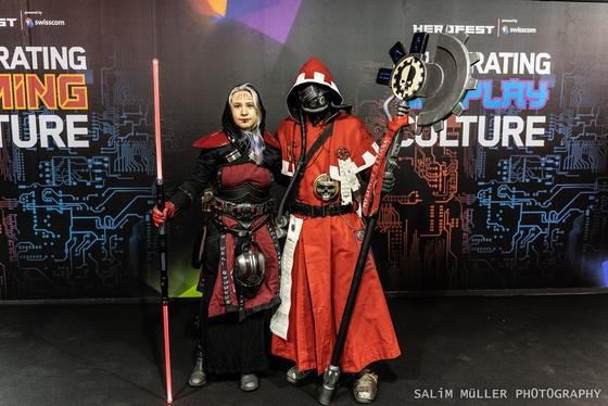 Herofest 2019 - Cosplay (Sonntag) - 016