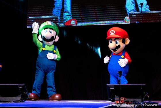 Herofest 2019 - Nintendo Cosplay Catwalk (Sonntag) - 001
