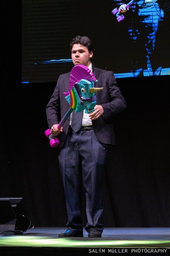 Herofest 2019 - Nintendo Cosplay Catwalk (Sonntag) - 020
