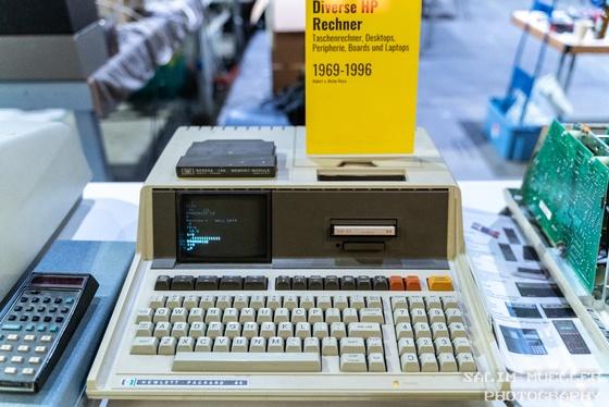 Vintage Computer Festival Zürich 2019 - 011
