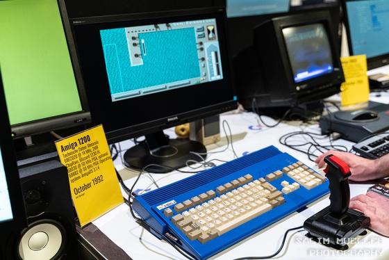 Vintage Computer Festival Zürich 2019 - 017