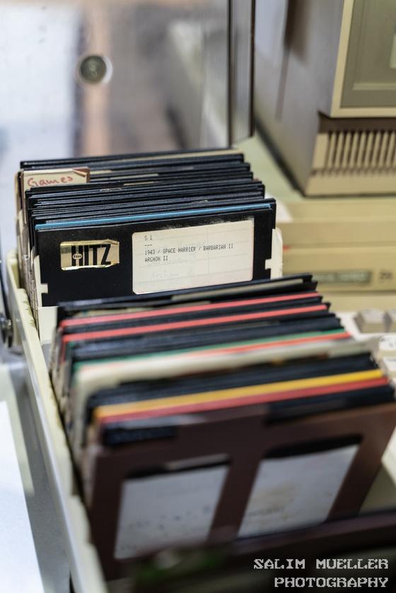 Vintage Computer Festival Zürich 2019 - 028