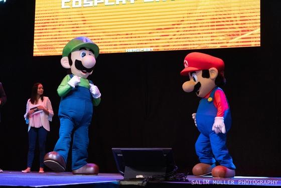 Herofest 2019 - Nintendo Cosplay Catwalk (Samstag) - 003