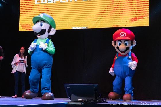 Herofest 2019 - Nintendo Cosplay Catwalk (Samstag) - 004