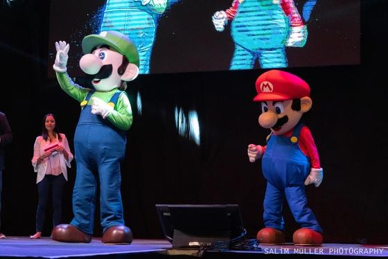 Herofest 2019 - Nintendo Cosplay Catwalk (Samstag) - 005