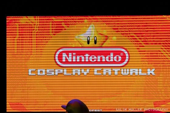 Herofest 2019 - Nintendo Cosplay Catwalk (Samstag) - 006