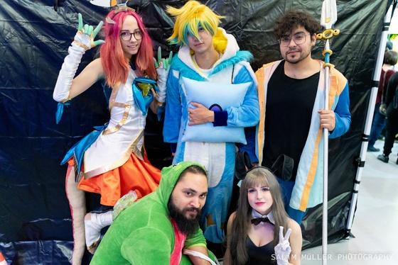 Herofest 2019 - Cosplay (Samstag) - 011