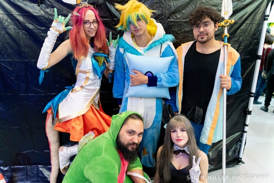 Herofest 2019 - Cosplay (Samstag) - 012