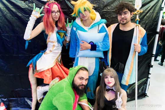 Herofest 2019 - Cosplay (Samstag) - 013