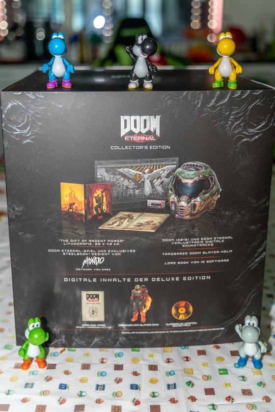 Doom Eternal Collector's Edition Unboxing - 002
