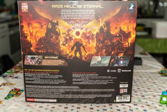 Doom Eternal Collector's Edition Unboxing - 003