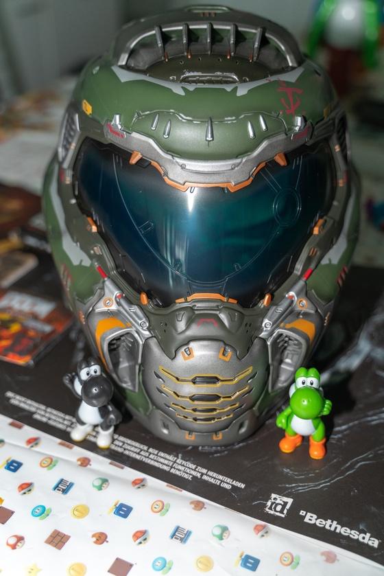 Doom Eternal Collector's Edition Unboxing - 006