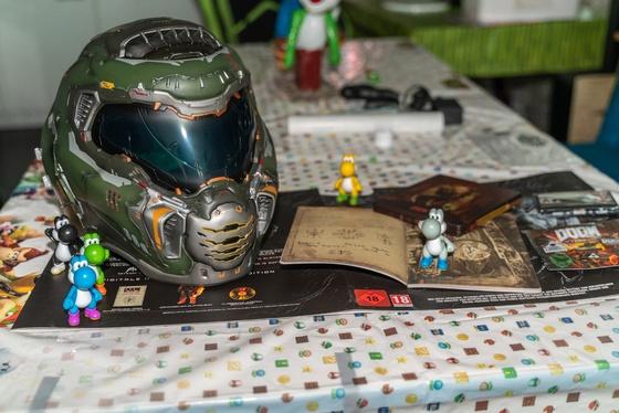 Doom Eternal Collector's Edition Unboxing - 010