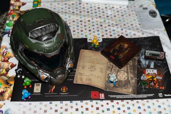 Doom Eternal Collector's Edition Unboxing - 011