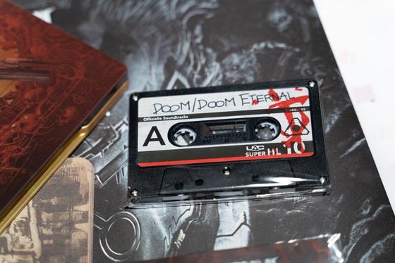 Doom Eternal Collector's Edition Unboxing - 012