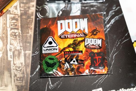 Doom Eternal Collector's Edition Unboxing - 013