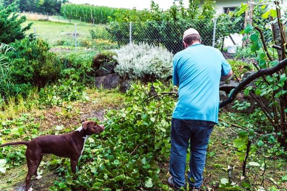 skV Gartenarbeit Session - 016