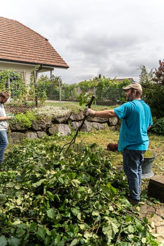 skV Gartenarbeit Session - 022