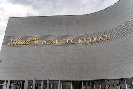 Lindt & Sprüngli - Home of Chocolate - 001